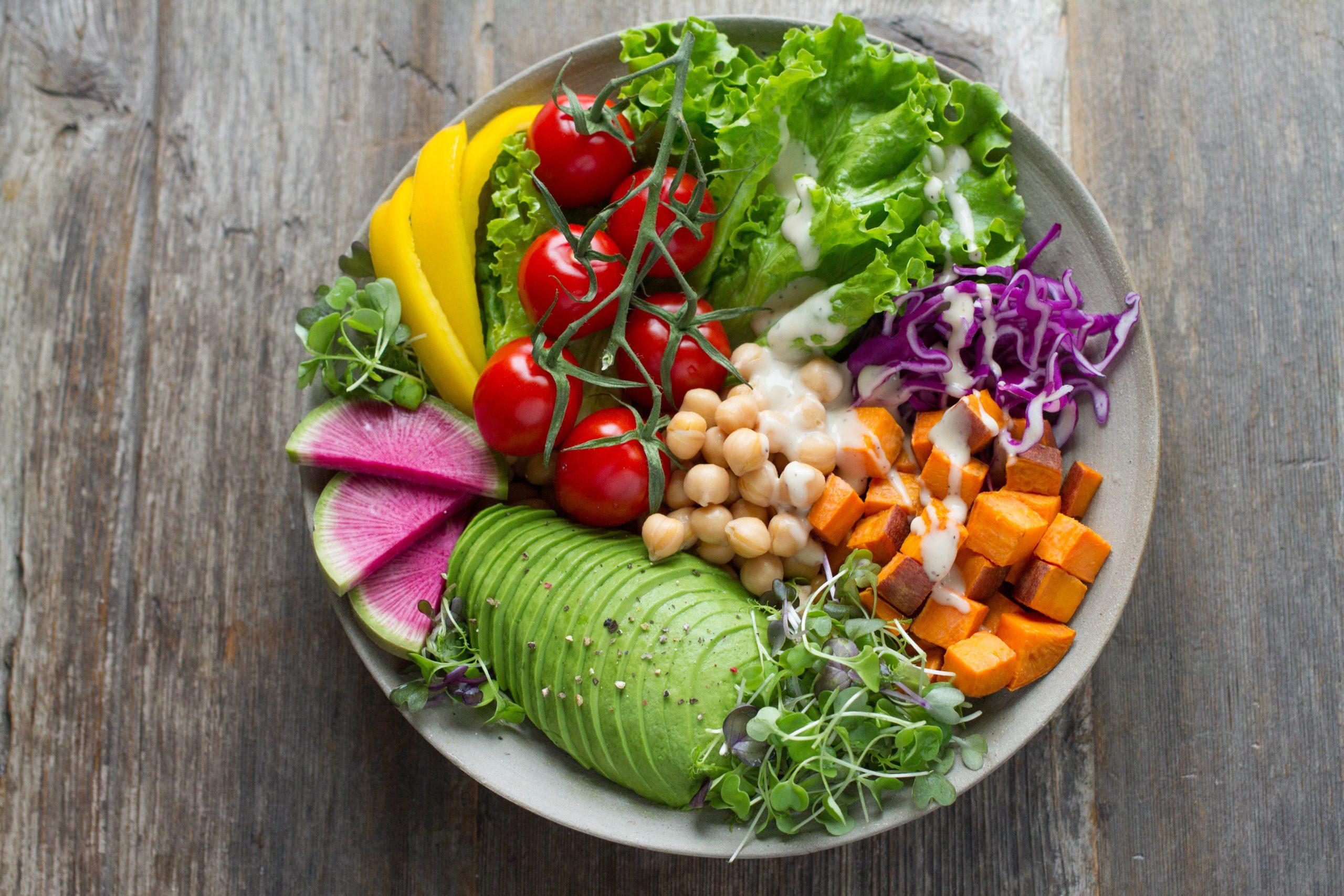 Mangez mieux pour vivre mieux…