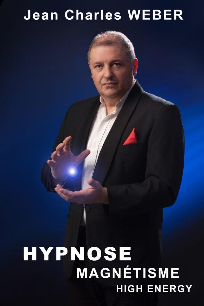 Page presse et médias Jean Charles Weber Conférence démonstrations de magnétisme et hypnose