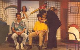 magnétisme hypnose avec Jean Charles Weber sur RTL TV