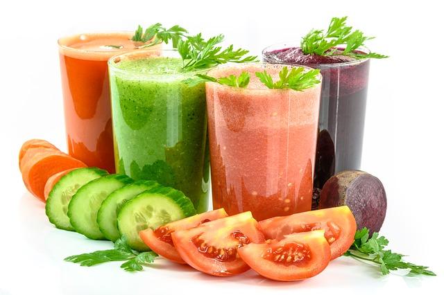 Les compléments alimentaires liquides