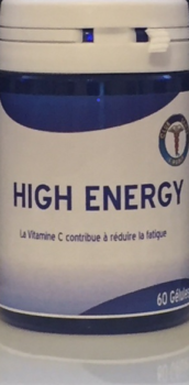Fatigue, stress, libido, complexe High Energy