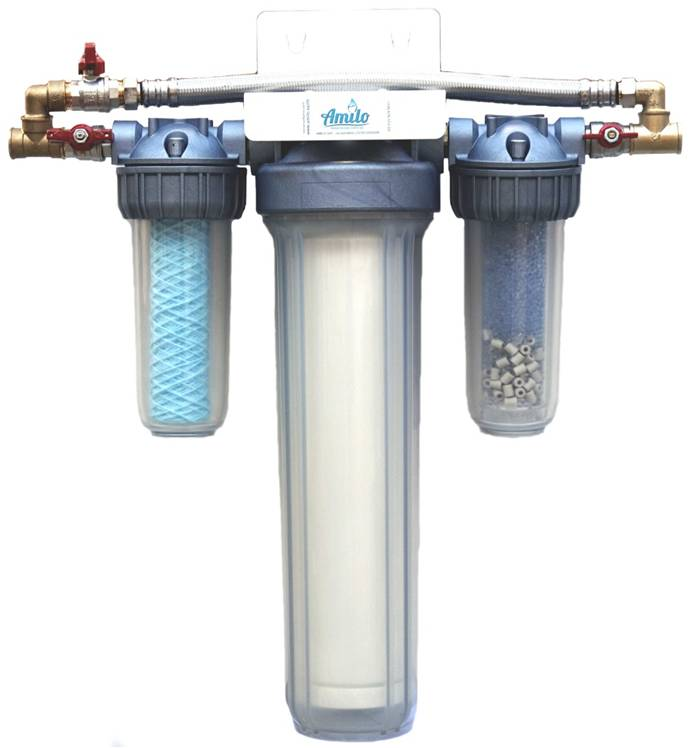 Filtre Amilo pour une eau vraiment pure